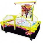 Pac Man Smash Hockey